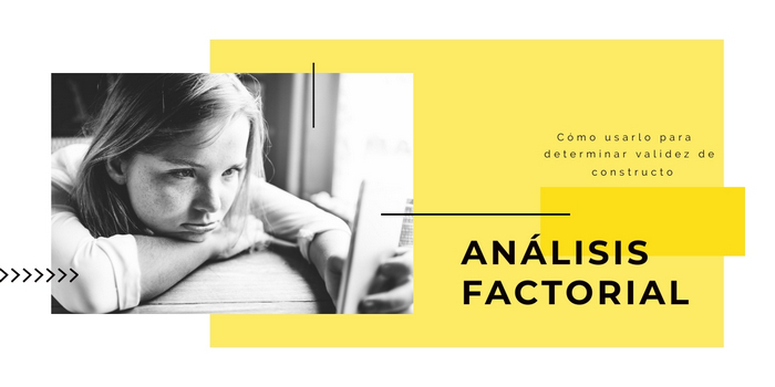 Analisis factorial destacada